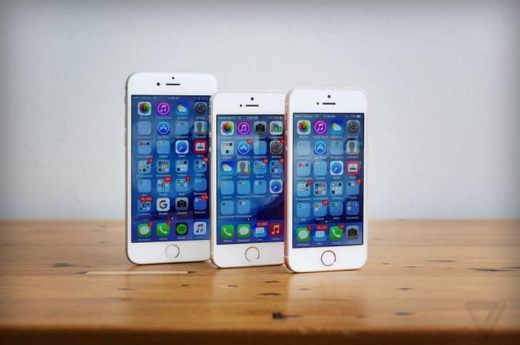 4인치 아이폰 SE에 이어 5.8인치 아이폰도 등장한다?