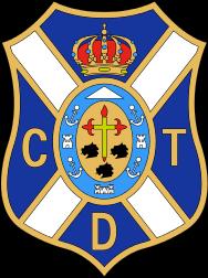 CD Tenerife emblem(crest)