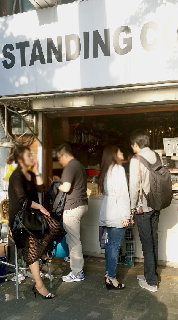 경리단길맛집 뽀르게리따 이태원맛집 스탠딩커피 경리단길먹거리 경리단길츄러스 츄러스초코시럽