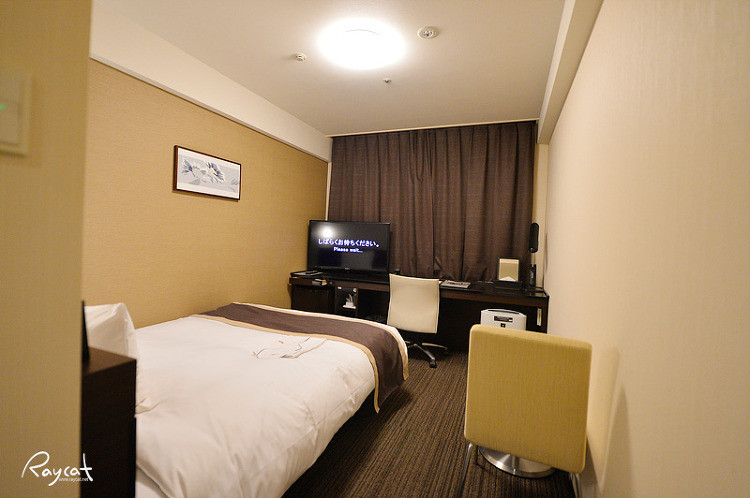 리치몬드 호텔 1인실
