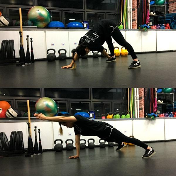 체지방 줄이는 4분 타바타 운동법(남대문 헬스장 피트니스월드)