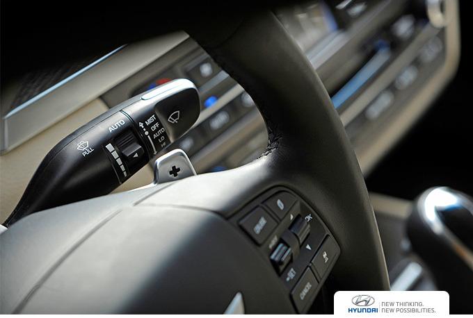 변속기 다단화에 따라 자동차의 가속 성능을 적극적으로 활용하는 데 도움을 주는 패들 시프트