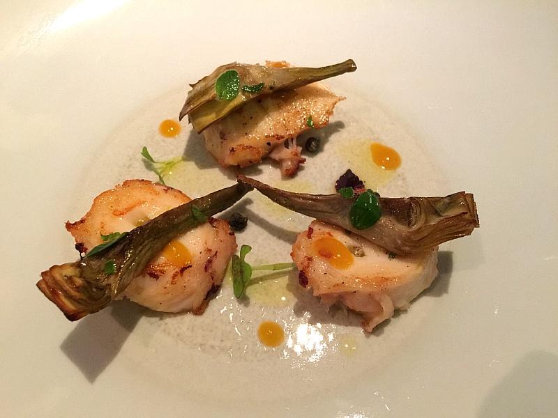 이태리 밖에서 최초의 미슐랭 3스타 이태리 레스토랑, 홍콩의 8½ 봄바나 레스토랑 (8½ Otto e Mezzo BOMBANA)