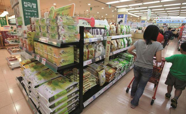 쌀 관세화 시장 개방