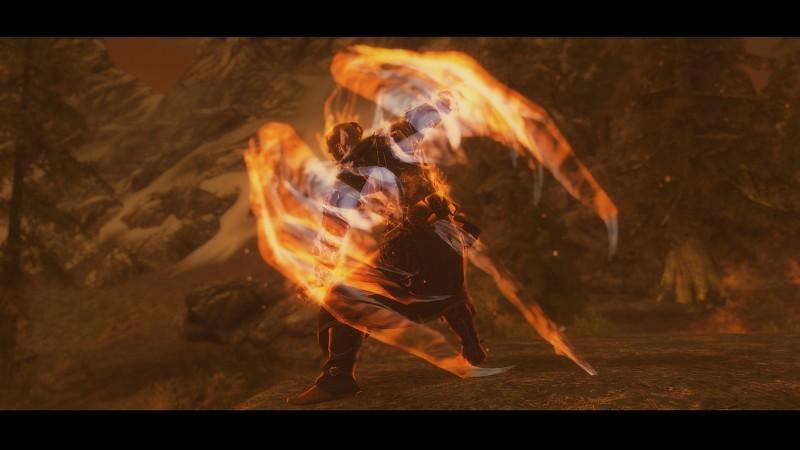 Image Result For Flaming Skeleton Color