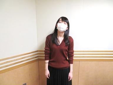 洋服が素敵な藤田茜さん