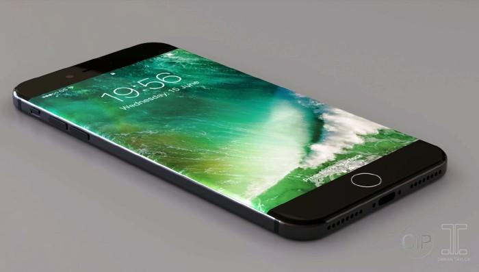 아이폰8 컨셉트 모델