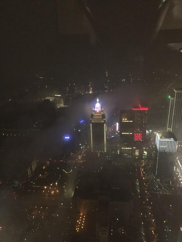 21. 타이베이101빌딩 타이베이시내 야경