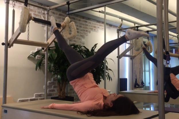코어(Core)와 바디밸런스 강화에 좋은 필라테스 운동법