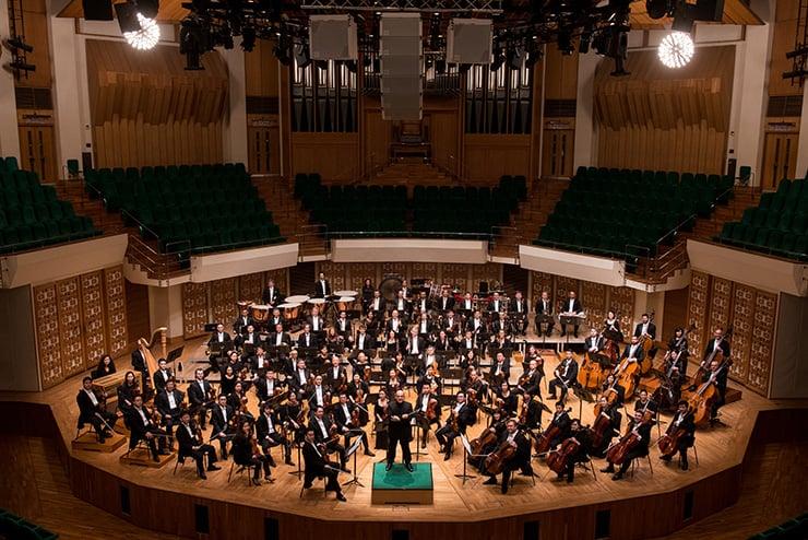 홍콩필하모닉 오케스트라
