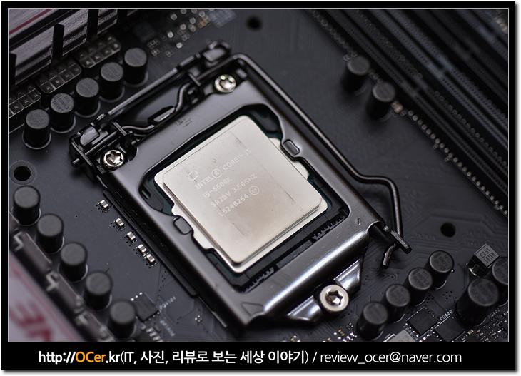 INTEL, intel skylake, 인텔, 스카이레이크, i5 6600K, IT, 리뷰, 이슈, PC, PC 조립, 오버클럭