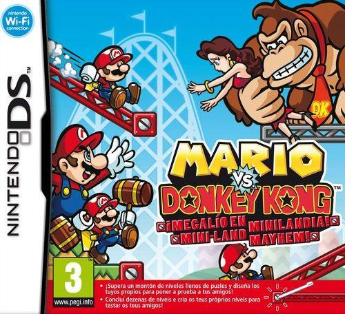 마리오 동키콩 Mario vs Donkey kon