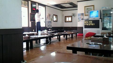 종업원, 식당, 음식점
