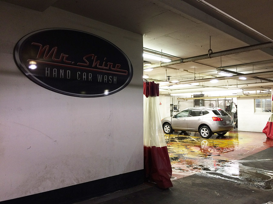Mr Car Wash Near Me