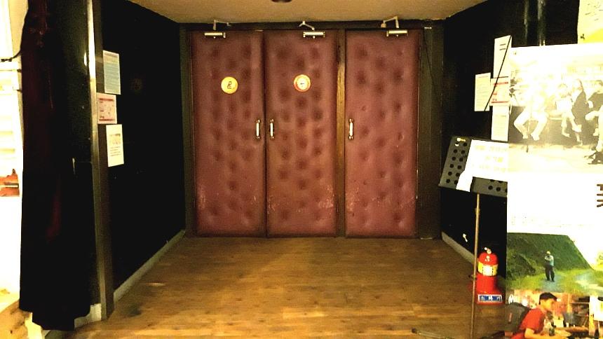 이색영화관 대전아트시네마 영화관 문