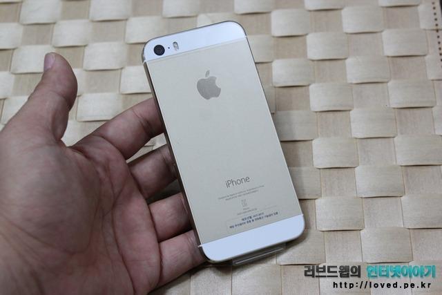 아이폰5S 골드 64GB