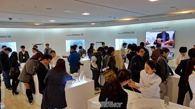 삼성, 삼성전자, 갤럭시S6, 갤럭시 S6 엣지, 삼성 페이, 삼성 페이 방법, 갤럭시 S6 VR,