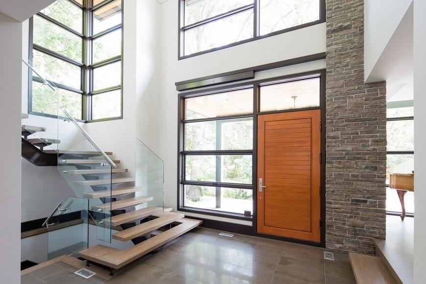 고급 주택 인테리어 캐나다 토론토의 고급 주택 엿보기 42 Design
