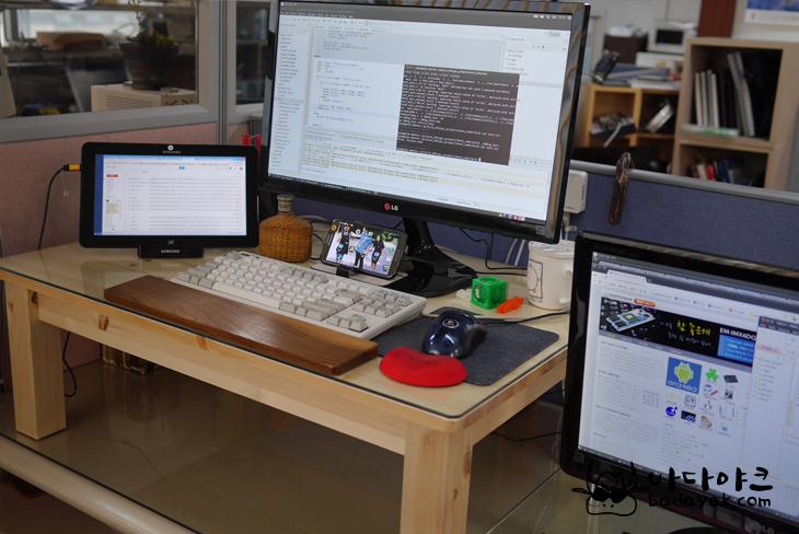 높이 조절 책상 베리데스크 서서 일하는 책상 사용 후기