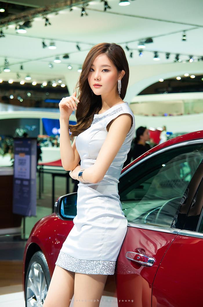 2017 서울 모터쇼 모델 이재이