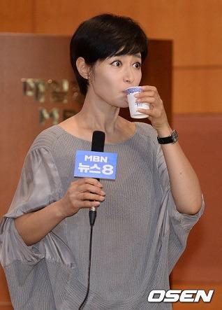 김주하 '문재인 커피·일회용 종이컵 대신 국산차·텀블러 써야'