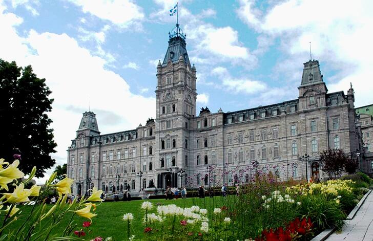 퀘벡 주의사당