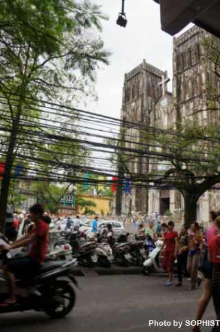 성요셉성당, 하노이