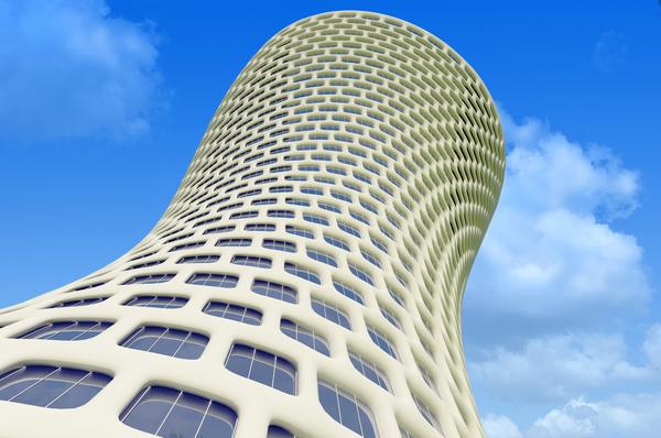 독특한 건축물 스톡사진 이미지(jpg) 05