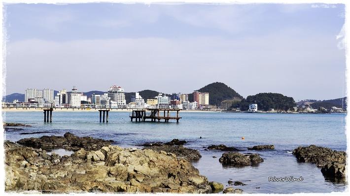 송정 해변