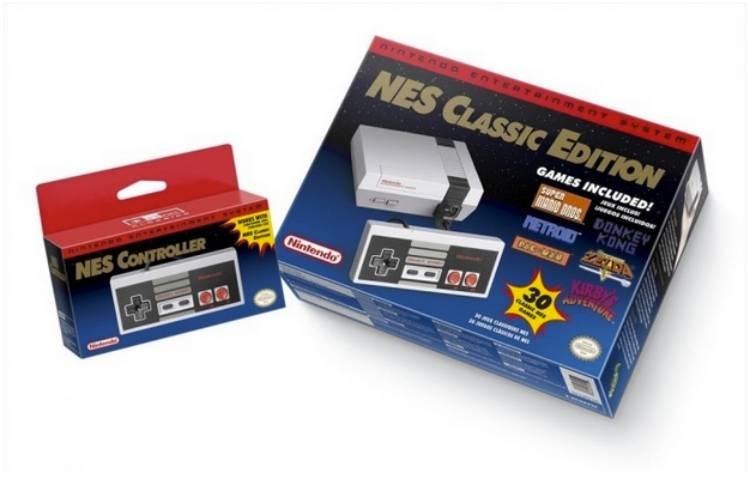 닌텐도, 미니, 클래식, 에디션, NES, classic edition, 가격, 출시일, 정리, 30in1