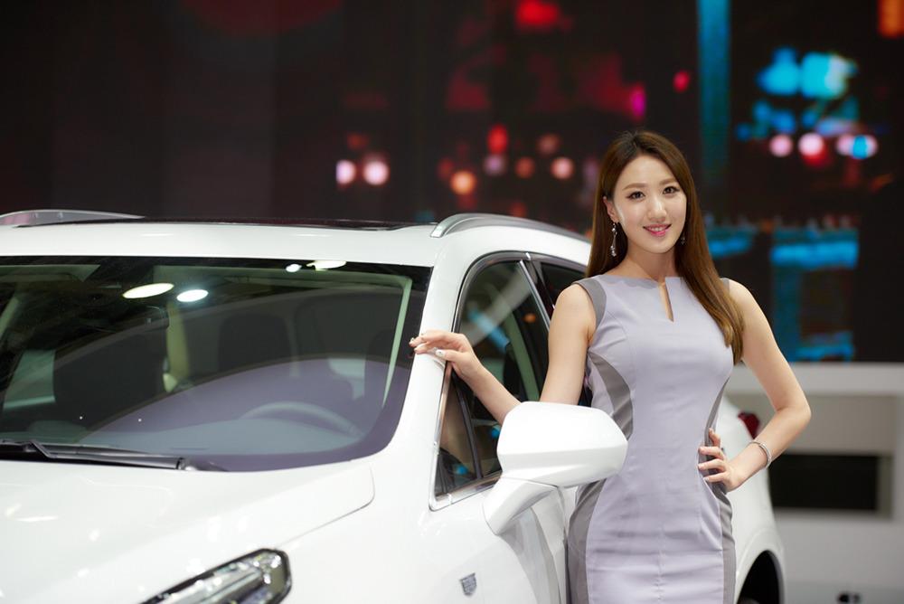 CADILLAC Model - 김태현
