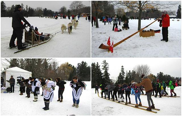 캐나다 총독관저 겨울축제 Winter Celebration