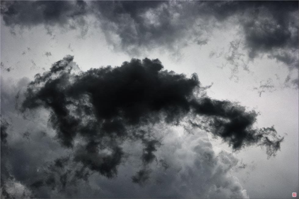 [삼성NX500] 먹장구름<2>