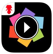 FunSlides 아이폰 사진 슬라이드쇼 제작