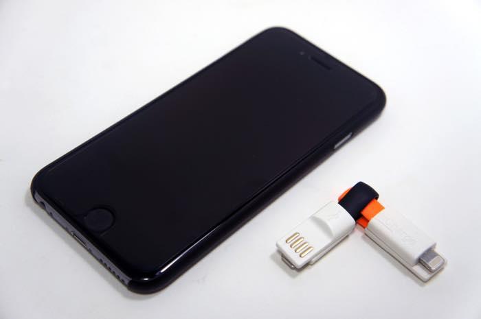 아이폰, 6, usb, 케이블, 인디에고고, 아이디어, 독특한, incharge
