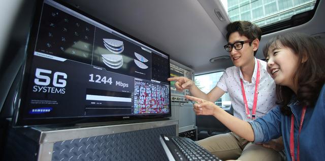 5G 통신, 차세대 LTE, LTE-A, 광대역 LTE-A, 삼성, 삼성전자, 무선통신 기술, 무선통신, 4G LTE,