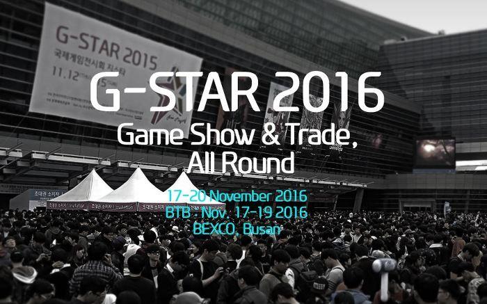 G-STAR 2016 VR