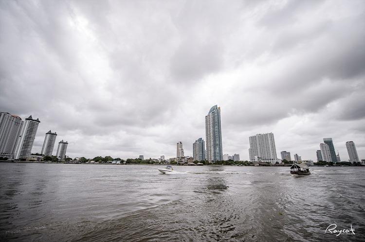 방콕과 메콩강