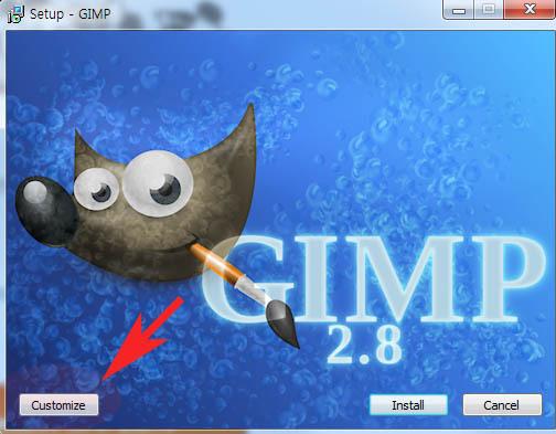 무료이미지편집 gimp 설치 다운 포토샵 프로그램
