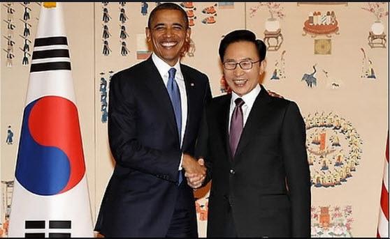 MB, 다음달말 전격 방미추진 - 박대통령보다 먼저 오바마 만난다 : 방미시기 논란일듯