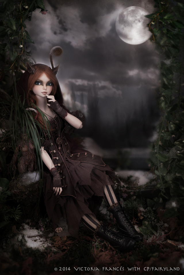 Cp fairyland victoria franc s mandrakmoors dolls for Victoria frances facebook