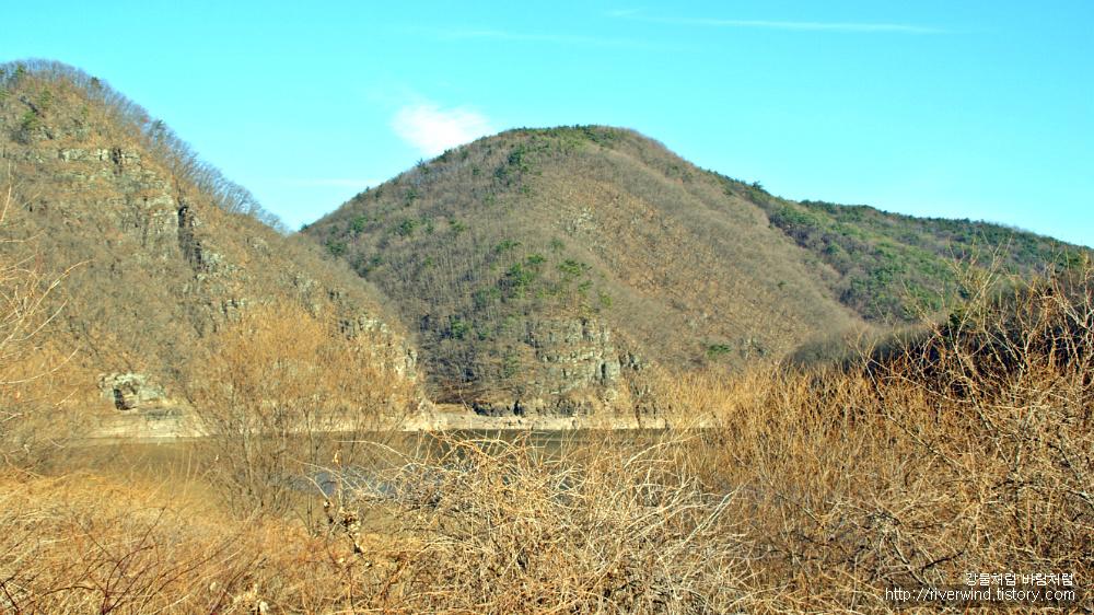 대곡천 계곡