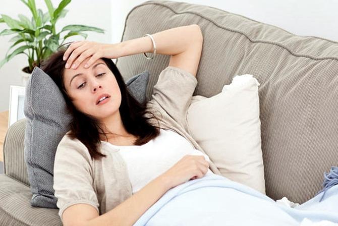 임신중 감기, 임신중 감기약
