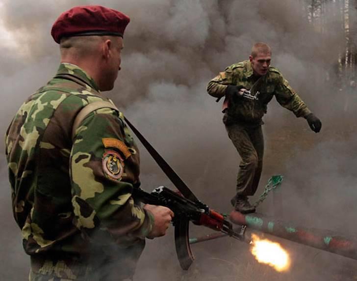 실화라고 믿기 어려운 황당한 군사훈련 5가지