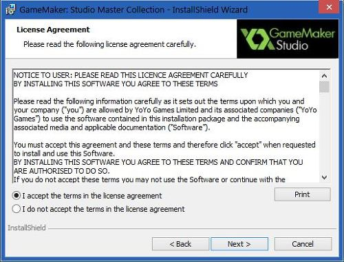 Gamemaker-Studio Standalone 1.2.1130