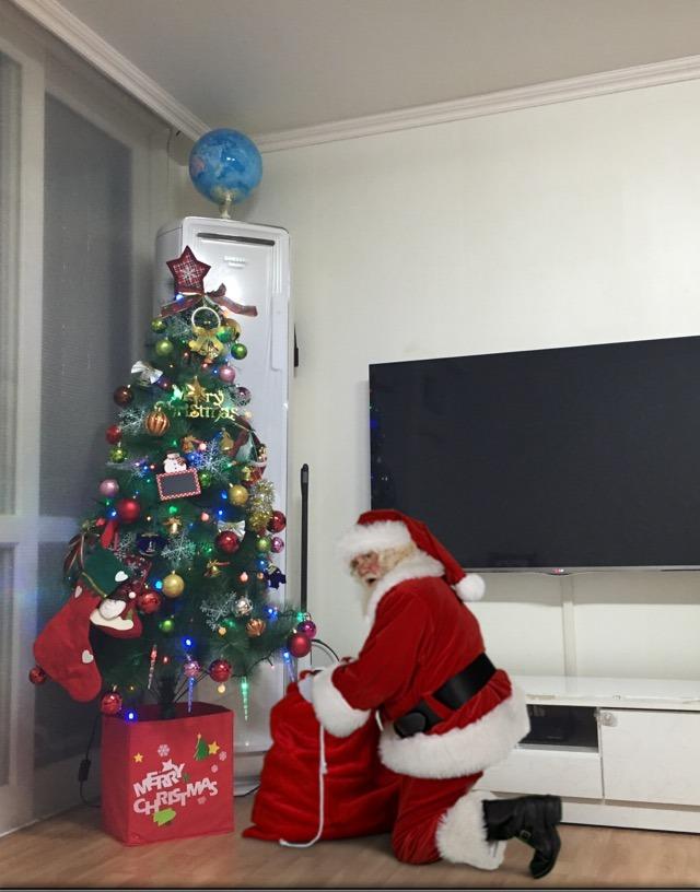 산타 합성 어플 catch santa 후기 산타 할아버지 합성 프로그램 크리스마스 앱 추천