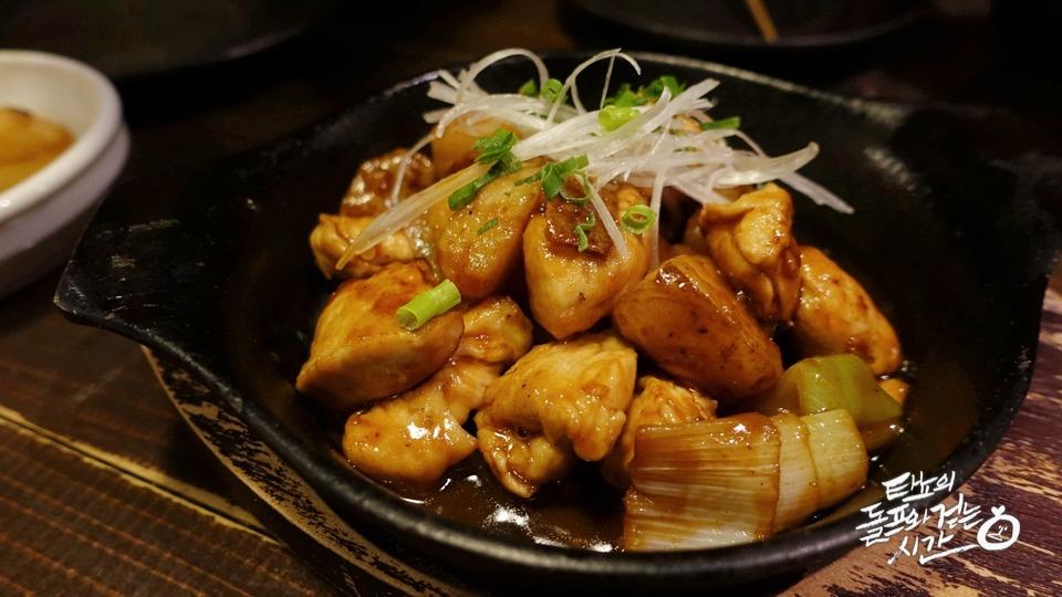오키나와맛집 타뇨의돌프와걷는시간 닭고기요리 이자카야 일본맛집 오키나와맛집 국제거리맛집 국제거리이자카야 본지리야 닭고기전문점 닭볶음