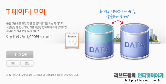 T 데이터 모아