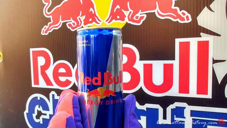 Red Bull 주최 행사입니다