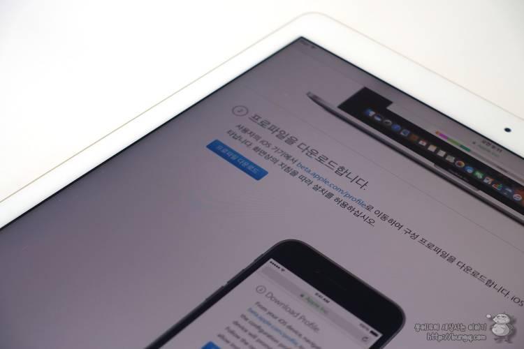아이패드, 프로, 12.9인치, 2세대, iso11, 업데이트, 퍼블릭, 베타